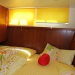 Schlafzimmer Rollo Boot